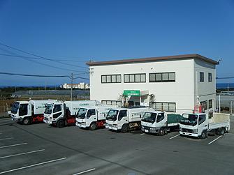 廃棄物収集運搬の写真